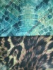 100% Silk Polyester print