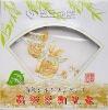 100% Silk handkerchief with embroidery kerchief/hanky