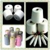 100% Spun Polyester Yarn for Making Sewing Thread Raw White 20/2/3
