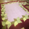 100% Wool Hand tufted Carpet