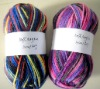 100% acrylic sweater hand knitting yarn on ball