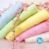 100%bamboo fiber satin bath towel