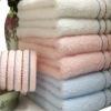 100% bamboo fiber towels