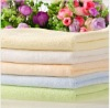 100% bamboo solid face towel