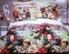 100%ccotton 4pcs bed sheet set