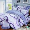 100%cotton 5pcs bedding set