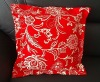 100% cotton Car Decoration Cushion Pillow cover