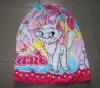 100% cotton Fashion lady bath skirt velour printed