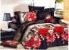 100$ cotton Reactive printed bedding set