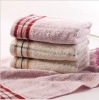 100% cotton Terry yarn dyed face towel