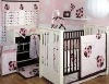100% cotton baby bedding set luxury