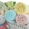 100%cotton baby soft bath towel