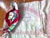 100%cotton beach towel wt bag