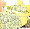 100%cotton bed linen in printing