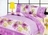 100%cotton bed sheet sets