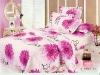 100%cotton bedding set/bedspread/bedcover/bedsheets/bed comforter set/bed linen/bedding/stock bedding set