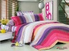 100% cotton bedding set, reactive printed hometextile
