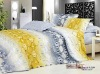 100% cotton bedding set--time