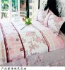 100% cotton bedding sets, Ractive printed home textile