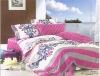 100% cotton bedding sets home textile