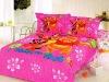 100% cotton cartoon children bedding set