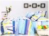 100% cotton colorful duvet covers