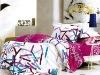 100% cotton fashion bedding set for home textile
