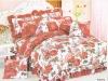 100% cotton high quality cartoon beding set