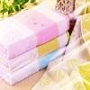 100% cotton high quality jacquard embroidary bath towel