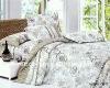 100% cotton hot sales reactive printed bedding sheet set