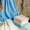 100% cotton hotel jacquard bath towel