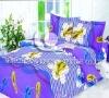 100% cotton household bedding set for kids