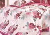 100% cotton jacquard Palace satin Embroidered bedding set