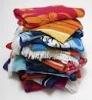 100% cotton jacquard beach towel