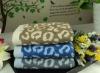 100%cotton jacquard face towel