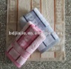 100%cotton jacquard face towel