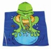 100% cotton kids beach towel