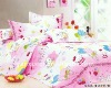 100% cotton kids cartoon bedding set