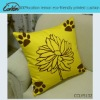 100%cotton lemon eco-friendly printed cushion