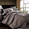 100% cotton percale bedding set