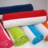 100 cotton plain beach towel