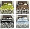 100 cotton polyester fabric bedding set