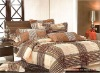 100% cotton printed bedding