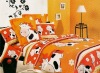 100% cotton printed bedding set--4PCS/Children's bedding set