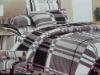 100% cotton printed bedding set KJ