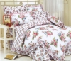 100% cotton printed bedding set - Mystic purple
