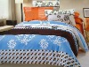100% cotton printed bedding sets