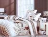 100% cotton printed bedding sheet