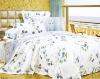 100%cotton printed bedspread