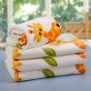 100% cotton printed cotton bath towel